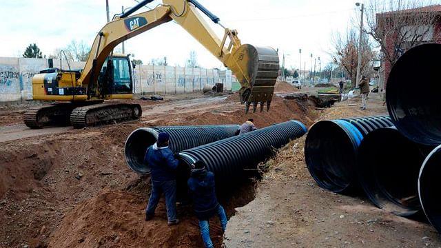 Radicados más de 4 mmdp del crédito para obra pública en Michoacán