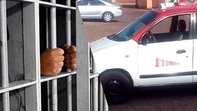Procesan a sujeto que robó un taxi en Morelia