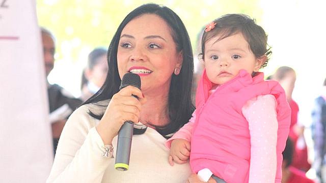 Se compromete Adriana Hernández a mejorar calidad de vida de adultos mayores, niños y jóvenes