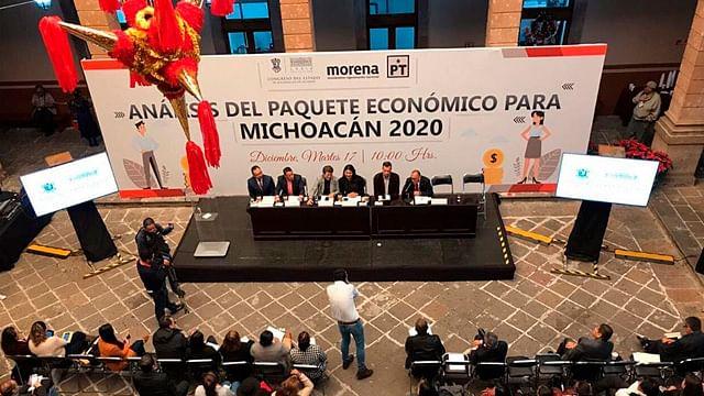 En foro sobre paquete económico 2020 se reitera rechazo a nuevos impuestos