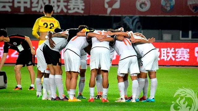 Equipo de Wuhan viaja a España para encuentro futbolistico #Coronavirus