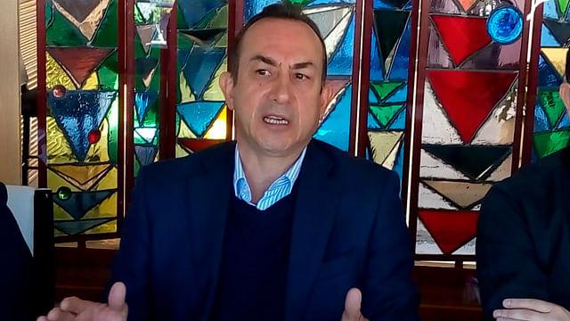 """Exige Antonio Soto al PRD Michoacán """"piso parejo"""" para aspirantes a candidaturas"""