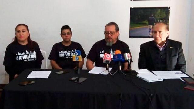 Solicita Bicibilízate diálogo con transportistas y autoridades para permanencia de ciclovía