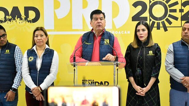 Se perfila bloque partidista para proceso electoral local y federal
