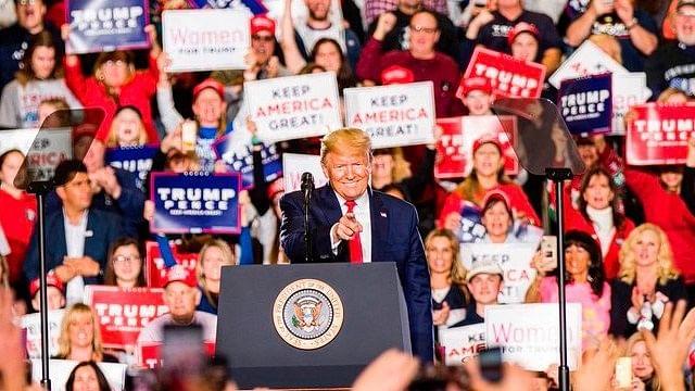 México está pagando el muro: Donald Trump