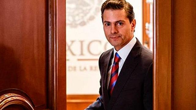 Reaparece Enrique Peña Nieto en el Instagram de su hijo