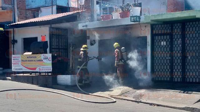 Explota tortillería en tenencia Morelos; hay cuatro heridos