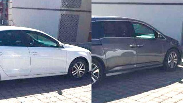 Aseguran en Morelia dos vehículos robados