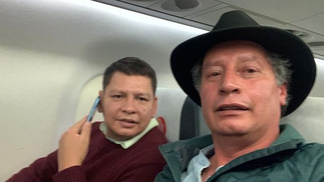 Llegarán a México dos funcionarios de Evo Morales