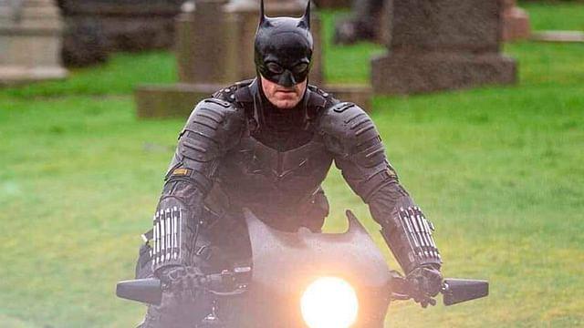 Filtran el traje completo de Batman