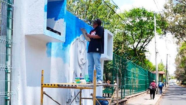 Zoológico de Morelia renovará sus 25 murales