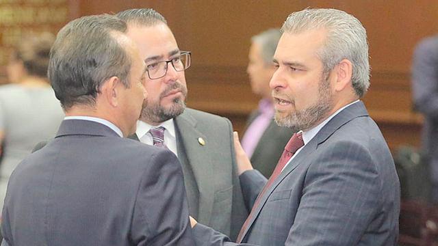 Es tiempo de unidad; si agreden a uno, agreden al Legislativo: Alfredo Ramírez