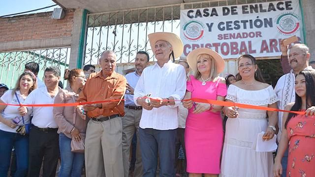 Visitará Cristóbal Arias la población de Villa Madero y Tacámbaro
