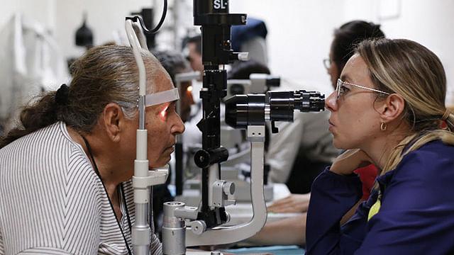 IMSS implementa acciones contra el glaucoma a fin de retrasar la deficiencia visual