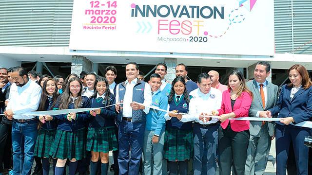 Conectan ciencia e innovación fuerza de jóvenes con la construcción del futuro: Silvano (Foto Cortesía)