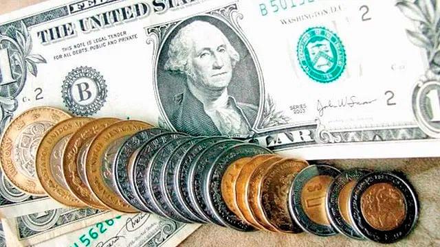 El dólar supera los 22 pesos luego de suspensión de vuelos en EU