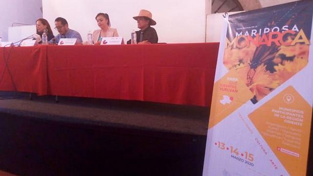 Realizarán Festival de la Mariposa Monarca en nueve municipios
