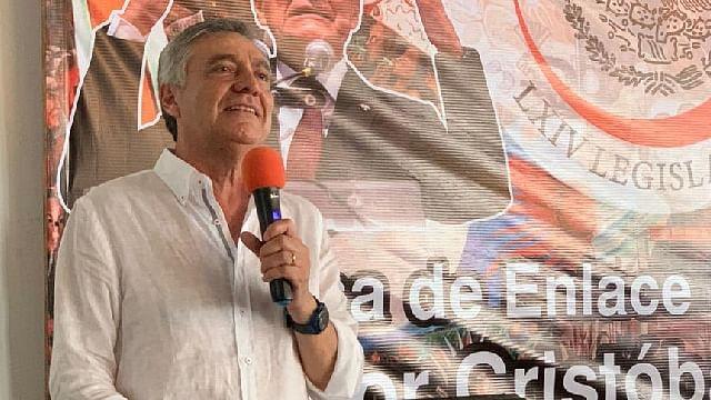 Encuestas ubican a Cristóbal Arias primero en preferencias electorales