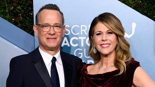 Tom Hanks y su esposa confirman que tienen coronavirus