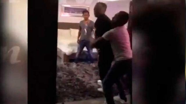 Difunden video de agresión del futbolista Renato Ibarra a su esposa