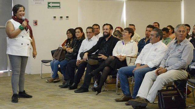 Refuerza Raúl Morón apoyo a la erradicación de la violencia de género