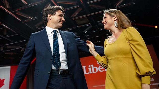 Justin Trudeau y su esposa, en cuarentena por posibles síntomas de coronavirus