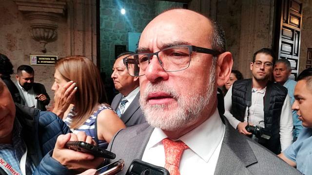 Asegura Jaime Rivera que no hay dados cargados para la presidencia del IEM
