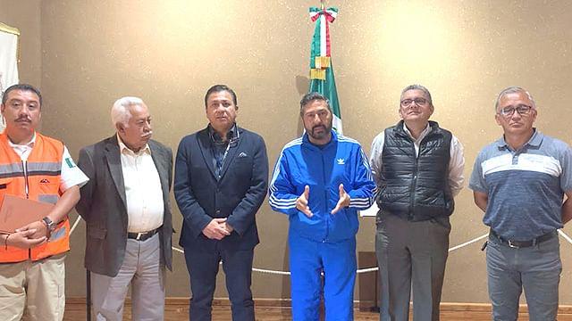 Anuncia Víctor Báez medidas sanitarias, económicas y sociales