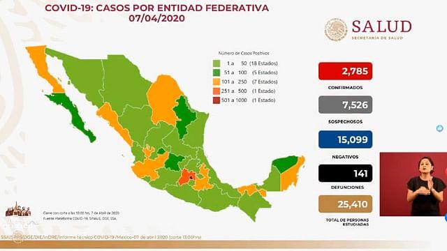 (Foto: captura FB/ Gobierno de México)