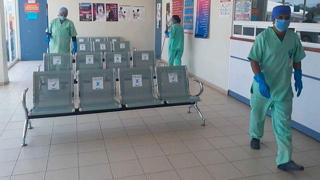 Confirman 39 casos por Covid-19 en Michoacán