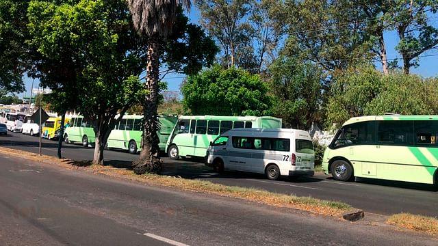 Transporte público en Michoacán sigue, pero Cocotra buscará apoyo para afectados
