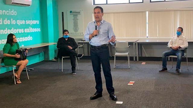 Continúa entrega de créditos del Plan Emergente en Michoacán