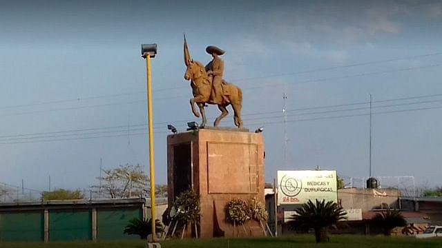 Se suspende acto a Emiliano Zapata en Cuatro Caminos