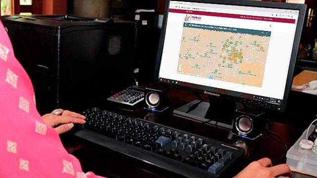 Lanzan en Morelia mapa interactivo para detección de hospitales