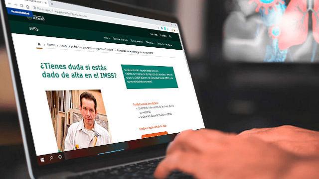 IMSS pone a disposición en línea la consulta de Vigencia de Derechos