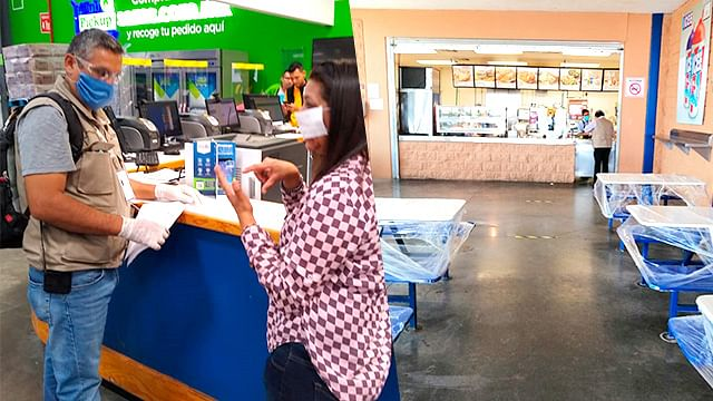 Vigilan en Morelia que establecimientos cuenten con filtros sanitarios