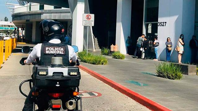 Intensifican operativos de seguridad por contingencia en Morelia