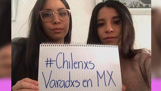 Llegaron de Chile en intercambio a la UMSNH, ahora no pueden regresar a su país