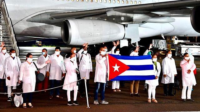 Pide ONU a EU cesar bloqueo económico hacia Cuba en crisis por Covid-19