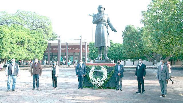 Gobierno de Morelia celebra Aniversario del Natalicio de Miguel Hidalgo