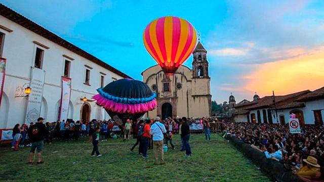 Cantoya Fest SÍ se realizará este año en Pátzcuaro, Michoacán