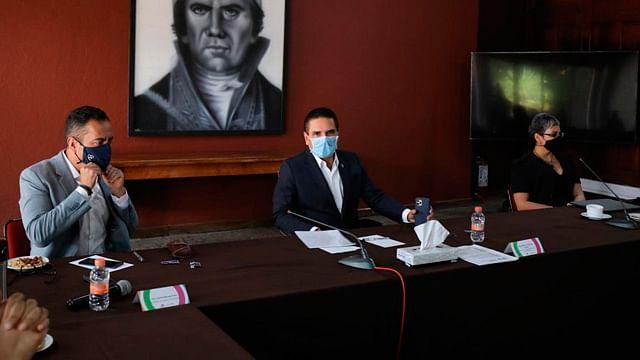 Exhortan a cumplir, todos, con la Nueva Convivencia en Michoacán