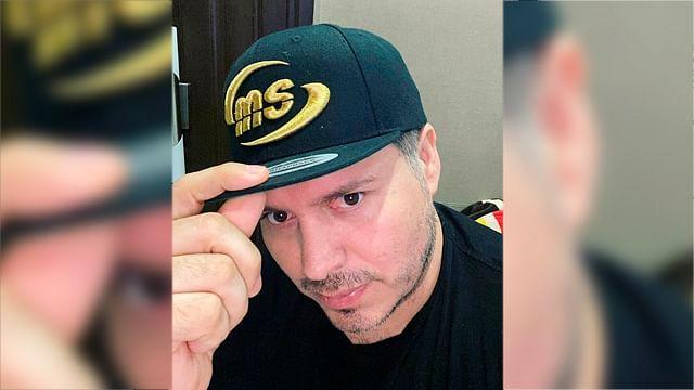 Vocalista de la Banda Ms, Oswaldo Silvas, sale positivo a Covid-19