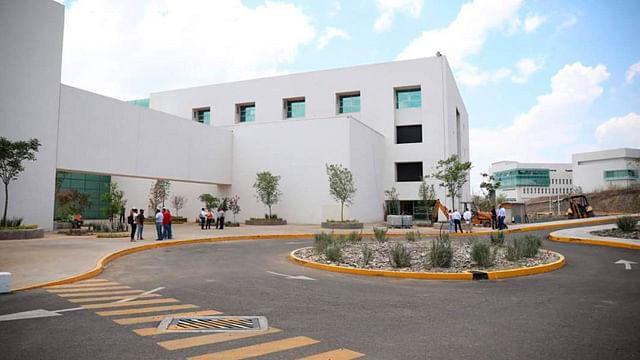 Traslado a nuevos hospitales Civil e Infantil de Morelia será gradual: SSM