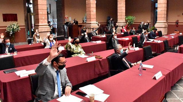 Congreso de Michoacán designa consejero, magistrados y auditor para el Poder Judicial