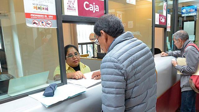 Amplían prórroga de condonación a deudores de predial en Morelia