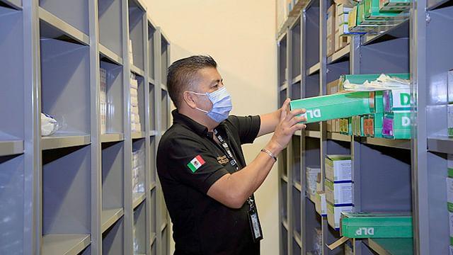 Gestión de insumos, fundamental en recuperación de pacientes Covid: IMSS
