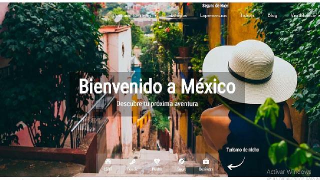 """""""Jumsuit y Warrior"""", así promociona destinos con """"traducción errónea"""" VisitMexico"""