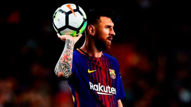 Lionel Messi confirma: se quiere ir del Barcelona