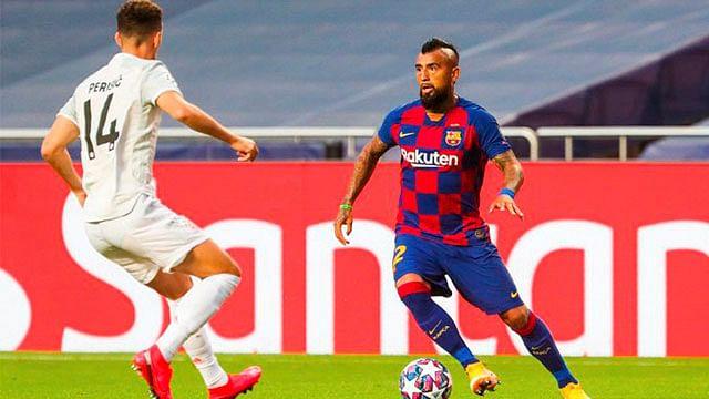 Golean al Barcelona en el campo y también en las redes